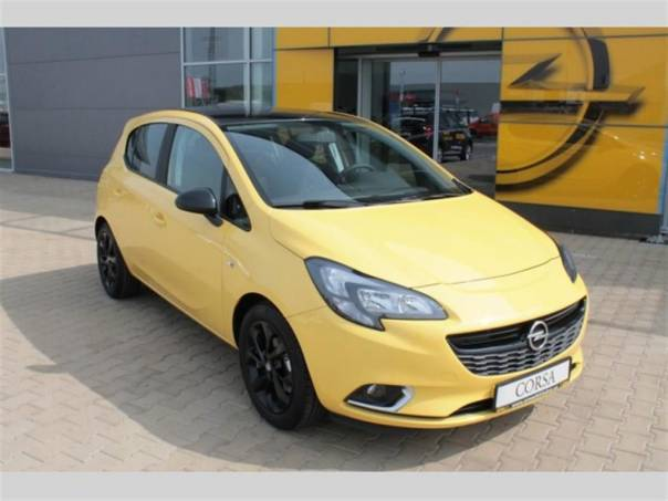 Opel Corsa E 1.4 COLOR EDITION (66kW/90k), foto 1 Auto – moto , Automobily | spěcháto.cz - bazar, inzerce zdarma