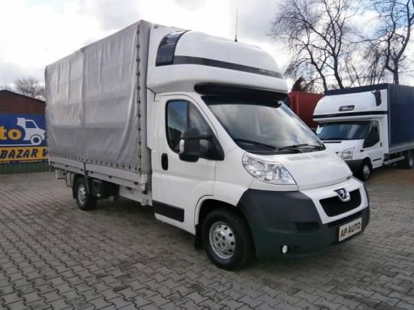 Peugeot Boxer VALNÍK PLACHTA SPANÍ KLIMA 3.0HDI, foto 1 Užitkové a nákladní vozy, Do 7,5 t | spěcháto.cz - bazar, inzerce zdarma