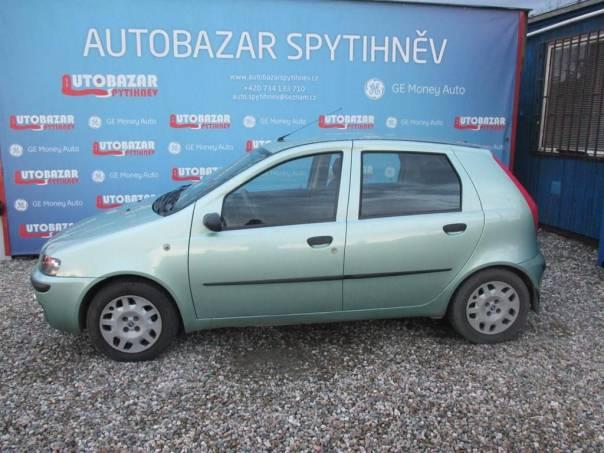 Fiat Punto 1,2 8V 44kW, foto 1 Auto – moto , Automobily | spěcháto.cz - bazar, inzerce zdarma