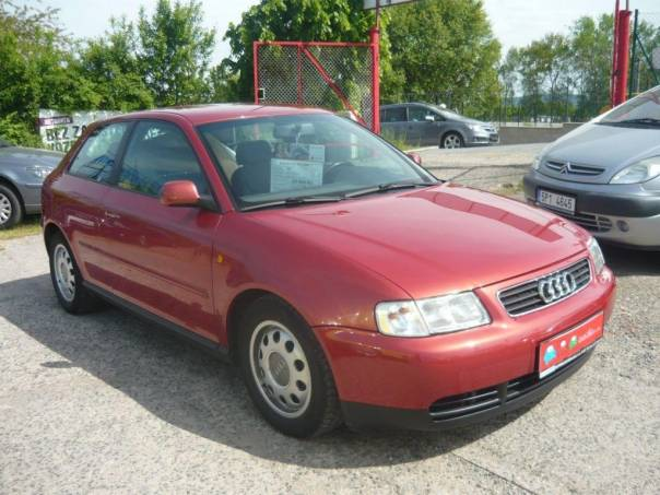 Audi A3 1,6 i AUTOMAT, foto 1 Auto – moto , Automobily | spěcháto.cz - bazar, inzerce zdarma