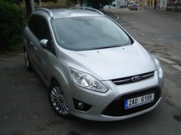 Ford C-MAX 1,6 New Grand 1.6 TDCi Titanium, foto 1 Auto – moto , Automobily | spěcháto.cz - bazar, inzerce zdarma