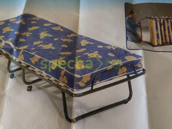 Rozkládací postel, foto 1 Bydlení a vybavení, Postele a matrace | spěcháto.cz - bazar, inzerce zdarma