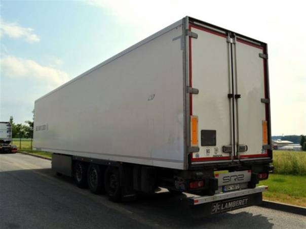 LVF S3 CARRIER MAXIMA 1300, foto 1 Užitkové a nákladní vozy, Přívěsy a návěsy | spěcháto.cz - bazar, inzerce zdarma