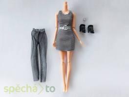 NOVÉ! Set pro panenku Barbie, šaty + silonky + boty + náramek  , Pro děti, Hračky  | spěcháto.cz - bazar, inzerce zdarma