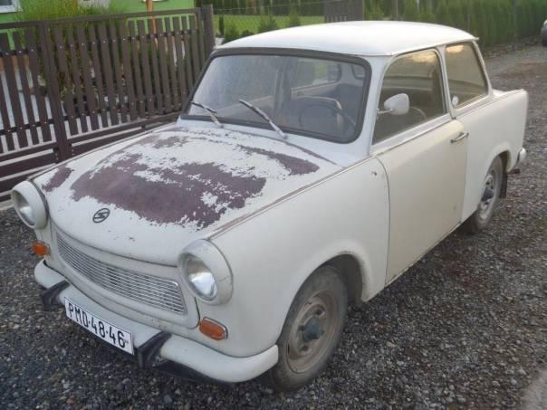 Trabant 601S 2. Majitel, Perfektní stav, foto 1 Auto – moto , Automobily | spěcháto.cz - bazar, inzerce zdarma