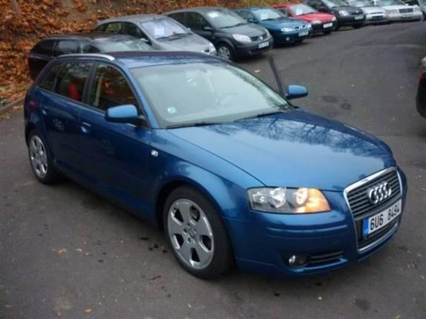 Audi A3 2.0 TDI 6-ti kvalt, foto 1 Auto – moto , Automobily | spěcháto.cz - bazar, inzerce zdarma