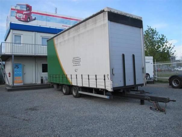 CHTP 18 MV, foto 1 Užitkové a nákladní vozy, Přívěsy a návěsy | spěcháto.cz - bazar, inzerce zdarma