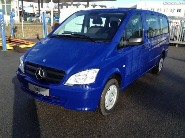 Mercedes-Benz Vito 2,1 Vito 113 CDI/L KB REZERVACE, foto 1 Užitkové a nákladní vozy, Do 7,5 t | spěcháto.cz - bazar, inzerce zdarma
