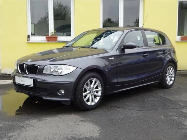 BMW Řada 1 1,6 i, foto 1 Auto – moto , Automobily | spěcháto.cz - bazar, inzerce zdarma