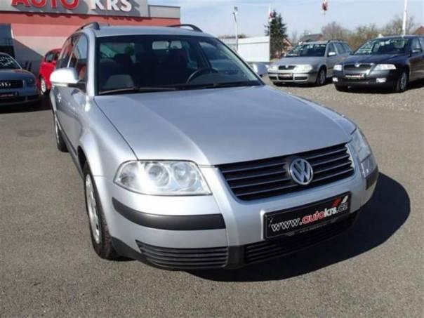 Volkswagen Passat 1,6iClimatr,dětské sed,, foto 1 Auto – moto , Automobily | spěcháto.cz - bazar, inzerce zdarma