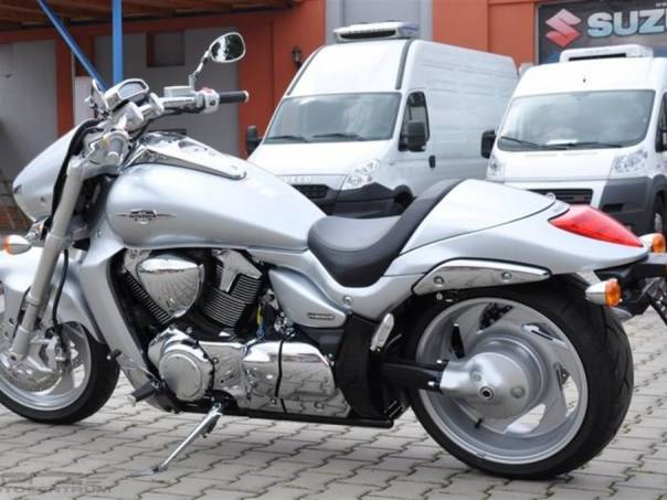 Suzuki Intruder Intruder M1800 R Silver, foto 1 Auto – moto , Motocykly a čtyřkolky | spěcháto.cz - bazar, inzerce zdarma