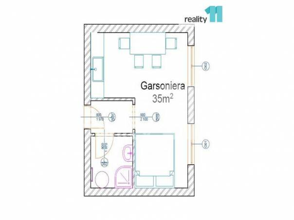 Prodej bytu garsoniéra, Líně, foto 1 Reality, Byty na prodej | spěcháto.cz - bazar, inzerce
