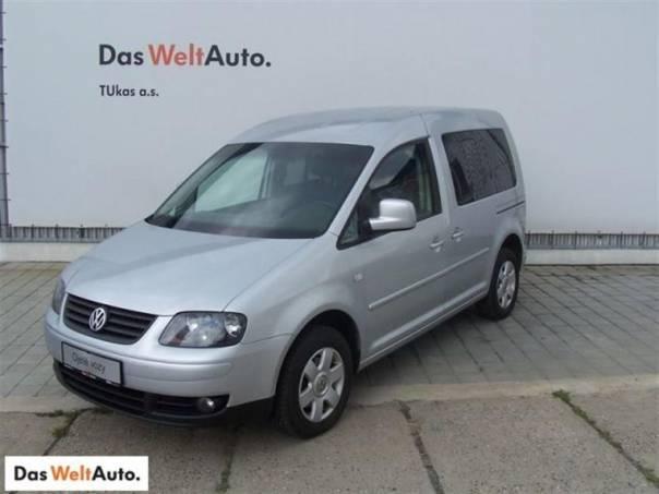 Volkswagen Caddy 1,9TDI 77kW, foto 1 Užitkové a nákladní vozy, Do 7,5 t | spěcháto.cz - bazar, inzerce zdarma
