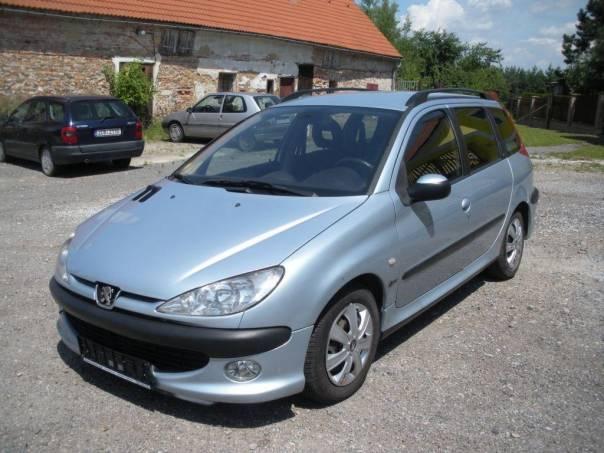 Peugeot 206 SW 2.0HDi Aut. Klima, foto 1 Auto – moto , Automobily | spěcháto.cz - bazar, inzerce zdarma