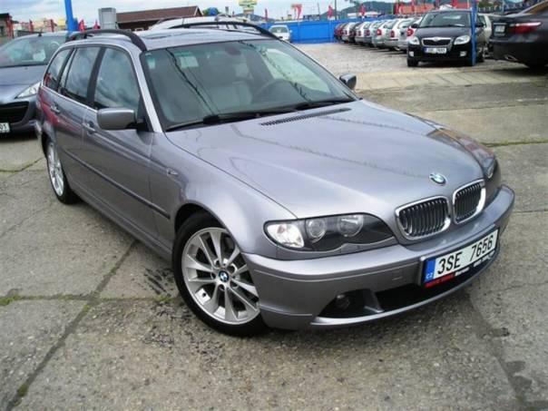 BMW Řada 3 3,0D XENON KUZE NAVI TIPTRONIK, foto 1 Auto – moto , Automobily | spěcháto.cz - bazar, inzerce zdarma