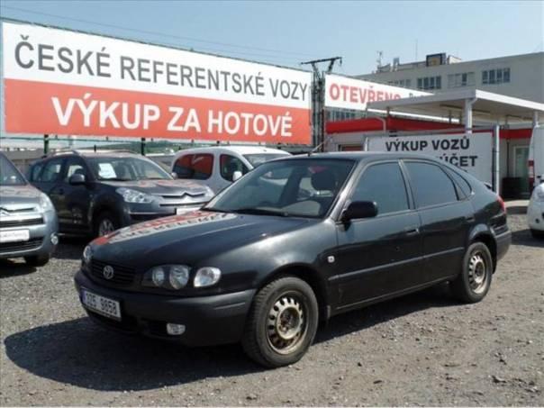Toyota Corolla 1,4 VVT-i, foto 1 Auto – moto , Automobily | spěcháto.cz - bazar, inzerce zdarma