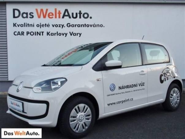 Volkswagen up! 1.0 Move, foto 1 Auto – moto , Automobily | spěcháto.cz - bazar, inzerce zdarma
