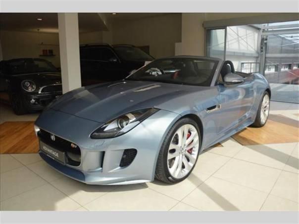 Jaguar  5.0 V8 S cabriolet, foto 1 Auto – moto , Automobily | spěcháto.cz - bazar, inzerce zdarma