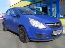 Opel Corsa 1.2 i 16V  ČR, nízké splátky