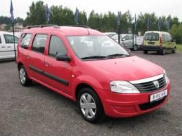 Dacia Logan MCV 1.6i, TOP stav