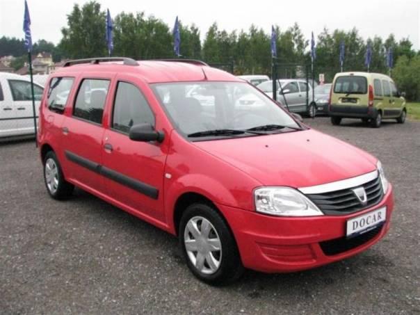 Dacia Logan MCV 1.6i, TOP stav, foto 1 Auto – moto , Automobily | spěcháto.cz - bazar, inzerce zdarma