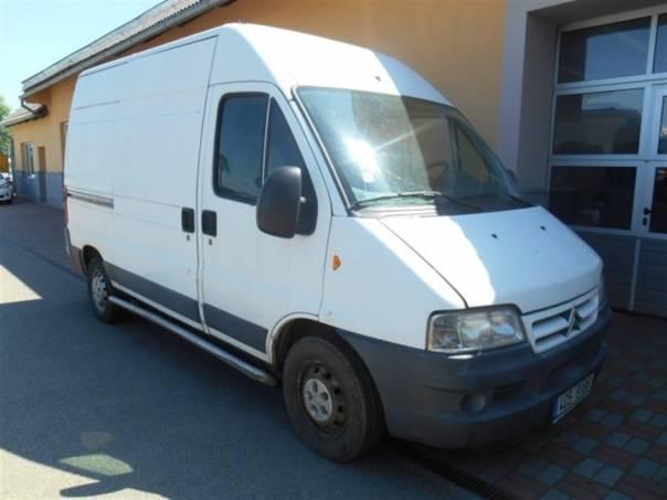 Citroën Jumper 2.2 HDi  AIRBAG  PLNÍ EURO III, foto 1 Užitkové a nákladní vozy, Do 7,5 t | spěcháto.cz - bazar, inzerce zdarma