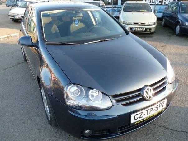 Volkswagen Golf 2,0TDI 4Motion, foto 1 Auto – moto , Automobily   spěcháto.cz - bazar, inzerce zdarma