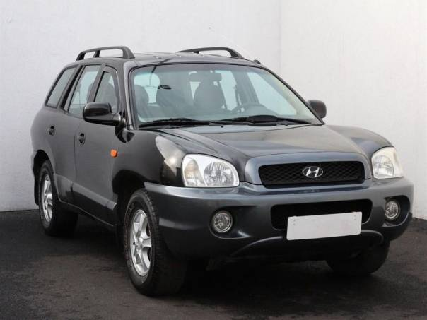 Hyundai Santa Fe  2.4, klimatizace, foto 1 Auto – moto , Automobily | spěcháto.cz - bazar, inzerce zdarma