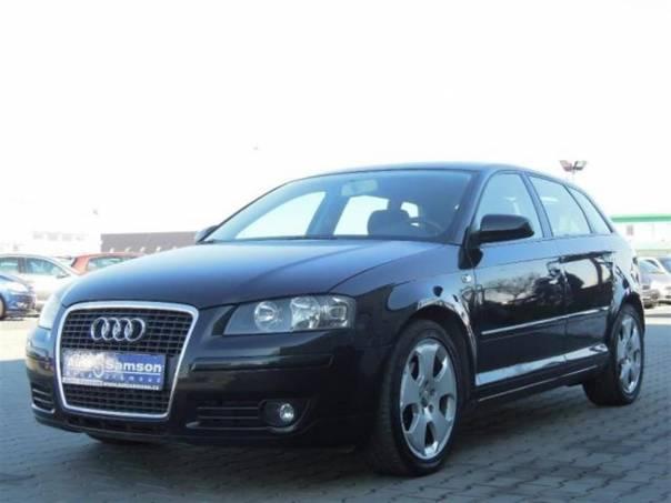 Audi A3 2.0 TDI *SPORTBACK*103kW*, foto 1 Auto – moto , Automobily | spěcháto.cz - bazar, inzerce zdarma