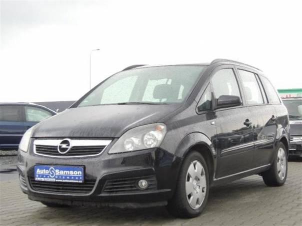 Opel Zafira 1.6i -16V *KLIMA*7MÍST*ESP*, foto 1 Auto – moto , Automobily | spěcháto.cz - bazar, inzerce zdarma