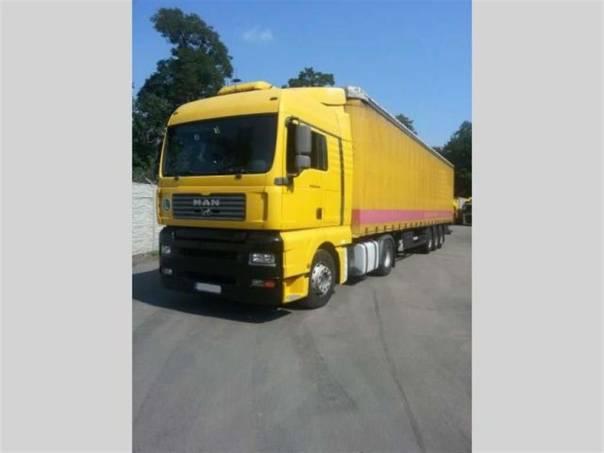 TGA 18.440 + Schwarzmüller, foto 1 Užitkové a nákladní vozy, Nad 7,5 t | spěcháto.cz - bazar, inzerce zdarma
