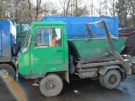 Multicar M 25 kontejner řetěz , Užitkové a nákladní vozy, Do 7,5 t    spěcháto.cz - bazar, inzerce zdarma