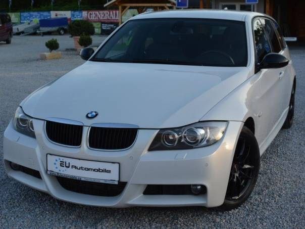 BMW Řada 3 320d M-Paket ZÁRUKA 1 ROK, foto 1 Auto – moto , Automobily | spěcháto.cz - bazar, inzerce zdarma