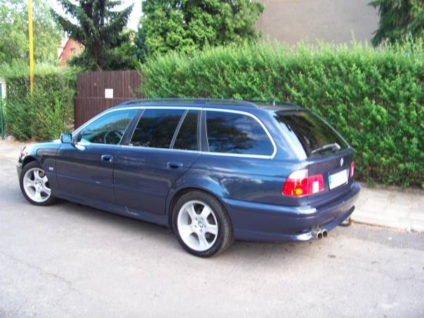BMW Řada 5 E39 525i lpg, foto 1 Auto – moto , Automobily | spěcháto.cz - bazar, inzerce zdarma