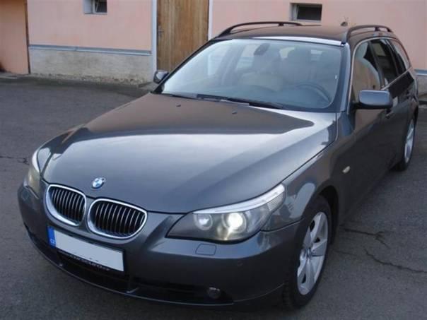 BMW Řada 5 530xd-170kW-Automatic-4x4-NAVI, foto 1 Auto – moto , Automobily | spěcháto.cz - bazar, inzerce zdarma