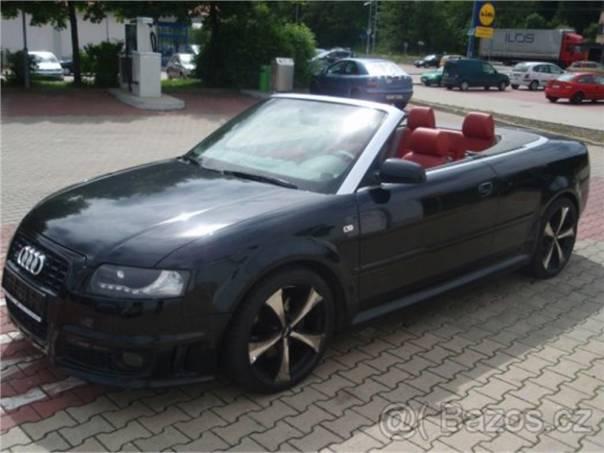 Audi S4 Audi A4 2.5TDI Cabrio, foto 1 Auto – moto , Automobily | spěcháto.cz - bazar, inzerce zdarma