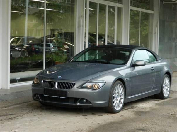 BMW Řada 6 645i Cabrio, foto 1 Auto – moto , Automobily | spěcháto.cz - bazar, inzerce zdarma