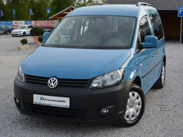 Volkswagen Caddy 2.0 Trendline EcoFuel ZÁRUKA 1 ROK, foto 1 Auto – moto , Automobily | spěcháto.cz - bazar, inzerce zdarma