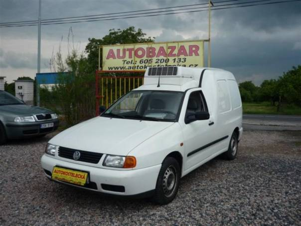 Volkswagen Caddy 1.6i CNG 66.t.km  org.stav, foto 1 Užitkové a nákladní vozy, Do 7,5 t | spěcháto.cz - bazar, inzerce zdarma