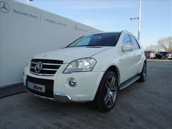 Mercedes-Benz Třída ML 6,3 ML 63 AMG, foto 1 Auto – moto , Automobily | spěcháto.cz - bazar, inzerce zdarma