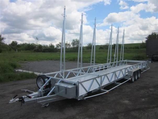 BA 3,5TB3- přepravník bazénů-4, foto 1 Užitkové a nákladní vozy, Přívěsy a návěsy | spěcháto.cz - bazar, inzerce zdarma