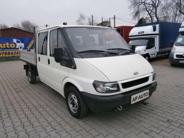 Ford Transit DVOJKABINA VALNÍK 2.0TDCI  SERVISKA, foto 1 Užitkové a nákladní vozy, Do 7,5 t | spěcháto.cz - bazar, inzerce zdarma