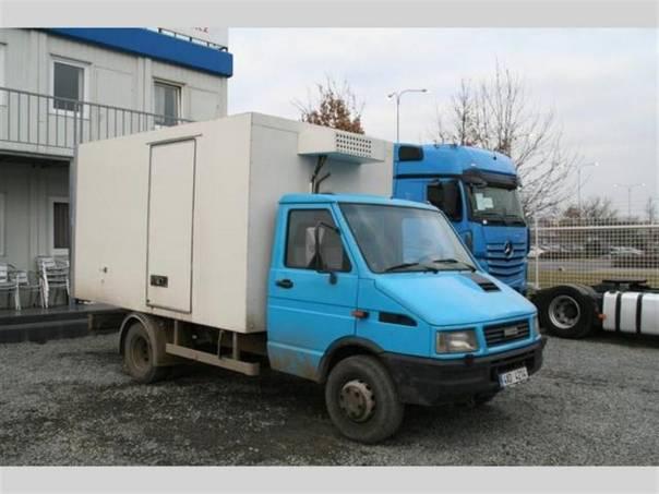59-12 chlaďák, foto 1 Užitkové a nákladní vozy, Nad 7,5 t | spěcháto.cz - bazar, inzerce zdarma