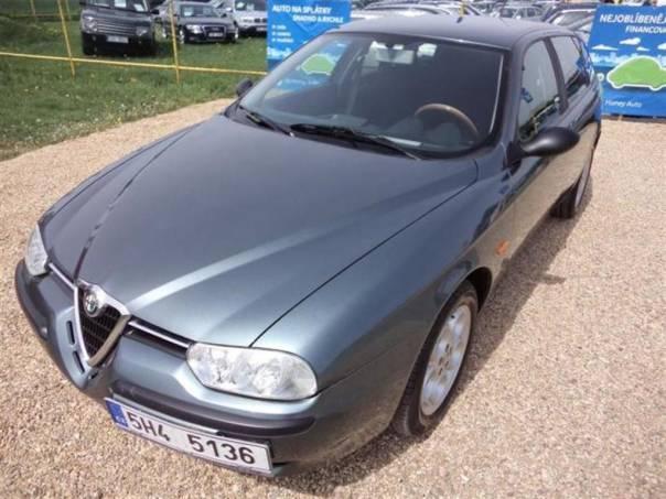 Alfa Romeo 156 1.9 JTD SW + zimní kola, foto 1 Auto – moto , Automobily | spěcháto.cz - bazar, inzerce zdarma