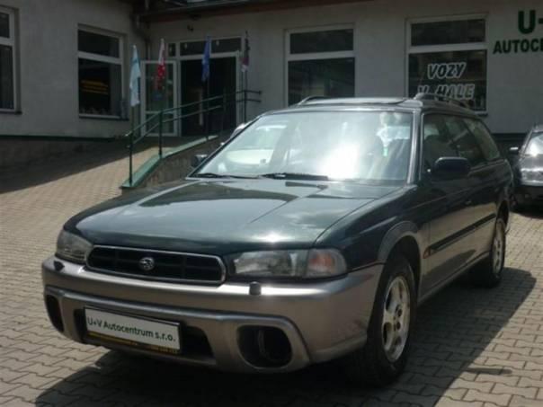 Subaru Legacy Outback 2.5i 110 KW, foto 1 Auto – moto , Automobily   spěcháto.cz - bazar, inzerce zdarma
