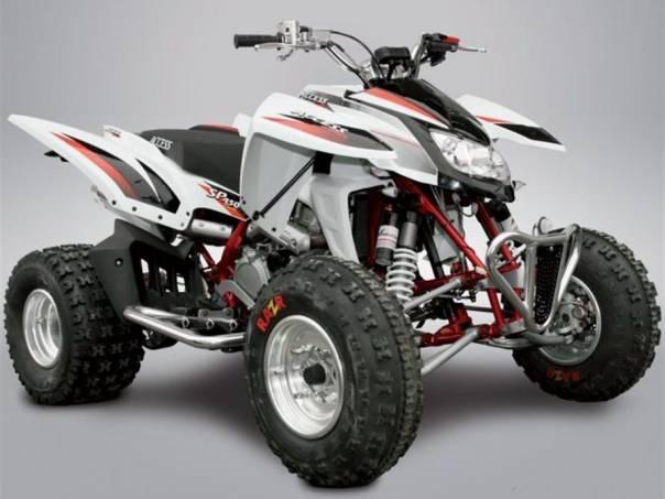 Access Motor  Acces Warrior 450 Limited Edition 2013, foto 1 Auto – moto , Motocykly a čtyřkolky | spěcháto.cz - bazar, inzerce zdarma