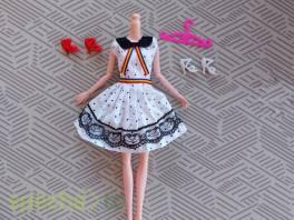 NOVÉ! Set pro panenku Barbie, šaty + 2x boty + ramínko  , Pro děti, Hračky  | spěcháto.cz - bazar, inzerce zdarma