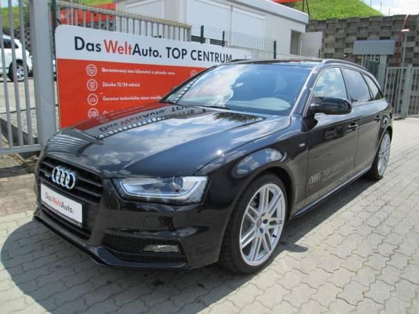 Audi A4 2.0 TDI quattro (130kW/177k) S tronic - S line, foto 1 Auto – moto , Automobily | spěcháto.cz - bazar, inzerce zdarma