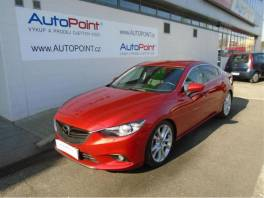 Mazda 6 2.2D Revolution NAVI AT