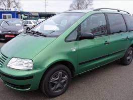 Volkswagen Sharan 1.9 TDi FAMILY*DIG.KLIMA 7-SEDADEL*VYHŘ.SEDADEL*SERV.  HISTORIE
